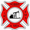 Hobbs, NM Fire Department Logo